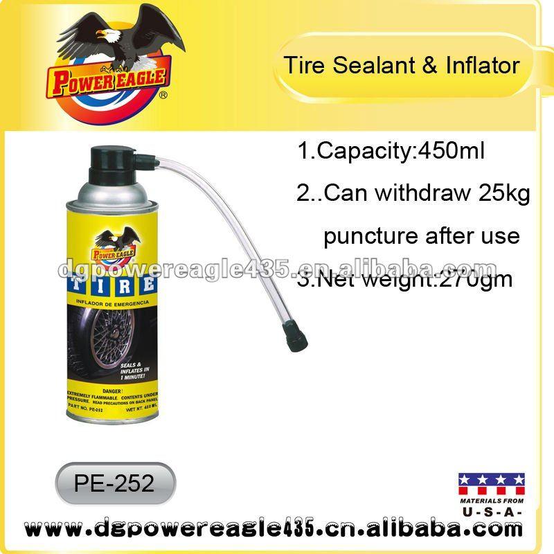 Tire Repair Spray,Tire Sealer Inflator,Tubeless Tire Sealer