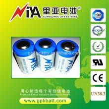 3.6V lithium battery 1/2aa ER14250