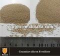 Granular silicone cálcio fertilizantes para campo de golfe verde e fairway