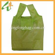 polyester custom bulk reusable shopping bags