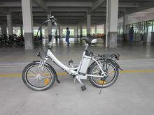 Electric Bicycle ,Folding Bike 2012 XY-EB003F