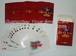 Playing Cards/Adivisting Poker--Hot Games Card