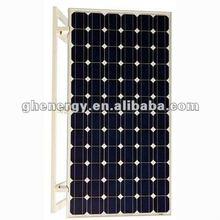 Solar Energy 190W Monocrystalline Solar Panel Price Photovoltaic