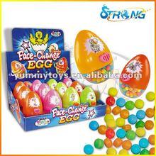 gesicht magischen osterei süßigkeiten spielzeug