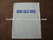printed layhage bag for forage , mini. fertilizer bag