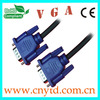 Hot sale vga rca 9p to 9p cable