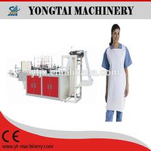 Model-WQ pe apron manufacturing machine