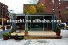 beautiful modular building/flat pack modular building/villa