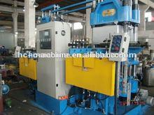 rubber heat press transfer machine/silicone production machine for sale