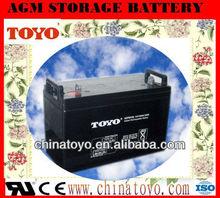 12v100ah storage battery Panasonic model for electricity