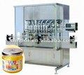 Pasta de tomate / cereja jam / Apple jam máquina de enchimento