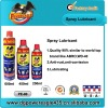 450ml Spray Lubricant & Penetrating Oil