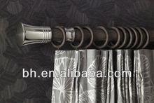 Alluminio recinto finial, recinzione cromo