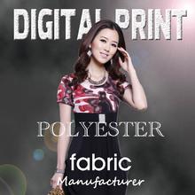 polyester georgette digitaldruck shorts z1