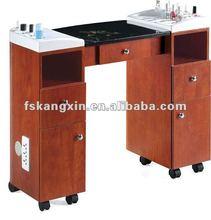salon table nail technician tables /beauty manicure tablekzm-N043