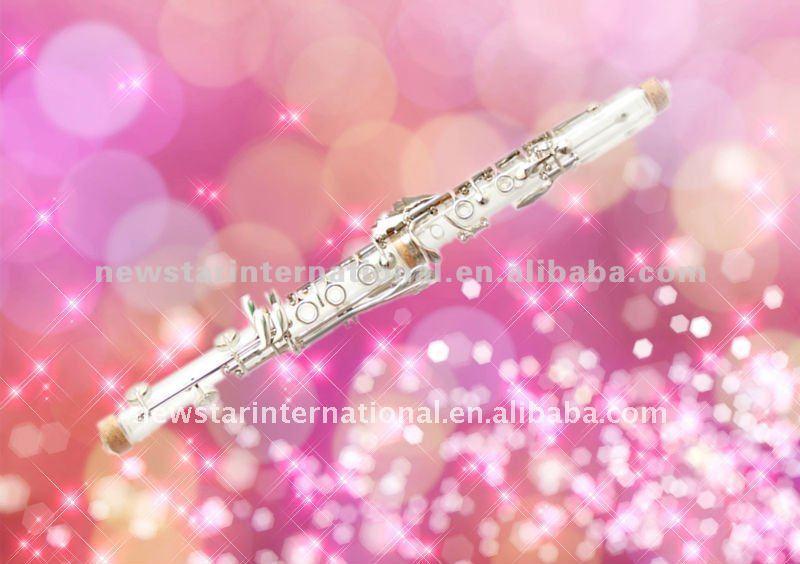 Âmbar / transparente clarinete ( HCL-307 )
