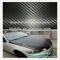 3d vinil fibra de carbono, vinil adesivo, película de vinil para o corpo do carro