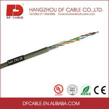 Utp cat5e low voltage computer cable