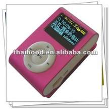 2012 the newest mp3 music player with your own logo
