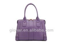 2014 new product leather handbags custom logo/private label handbags guangzhou