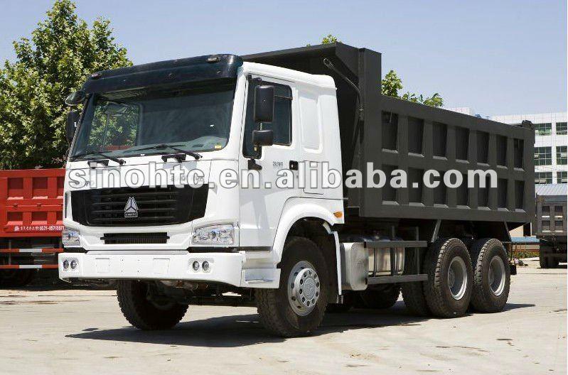 New 30 Ton Howo Tipper Truck