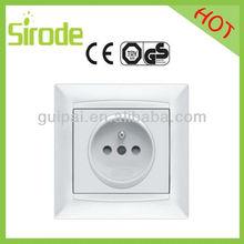 2012 NEW Design SCHUKO Socket 16A 250V