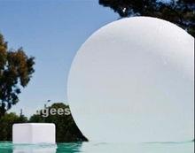 PE material Diameter 20,30,40,50,60cm led ball water ball lighting moonlight led ball light