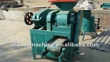 China hot selling coal/wood sawdust press block machine