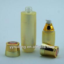 30g 50g 30ml 100ml 120ml cosmetics glass bottle with acrylic cap