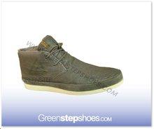 High Ankle Flat Walking Footwear