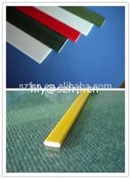 fiberglass reinforced plastic frp grp flat bar,flat panel,flat proflie