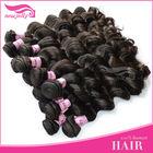 Newjolly 100% Malaysian Hair Wholesale Hair Piece, loose wave natural malaysian hair bundles
