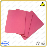 LN-7020P Pink color Antistatic ESD PU Foam