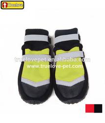Waterproof dog sports shoes