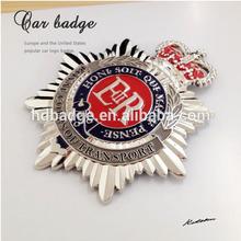 High quality Promotional car badge/ Car Emblem/Car logo