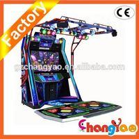 E-Dance Station(E-DS) Amusement Video Dance Music Arcade Dancing Game Machine