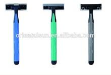 medical razor single blade differen color shaver