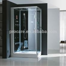 Personal glass shower doors, steam shower room,smart glass shower door