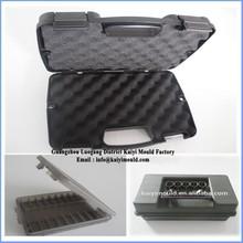 shotgun box,aluminum rifle gun case,Pistol cartridges