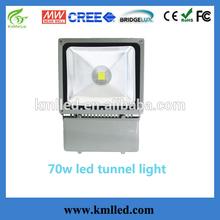 low decay high lumens bridgelux ip65 cob ul approved led flood light driver