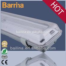 Waterproof strip grow lamp IP65 T8 lighting fixtures