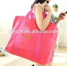 2015 cheap fashion custom foldable travel bag duffle bag