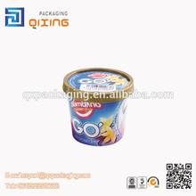 disposible mini paper ice cream cup