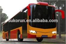 best quality city bus modeling design for sale