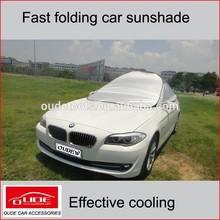 car foldable sunshade/car cover