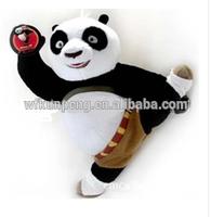 Kongfu panda plush toy