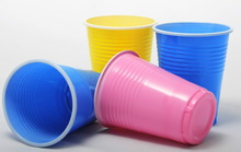 SS-12012 230ml pp disposable plastic water cups