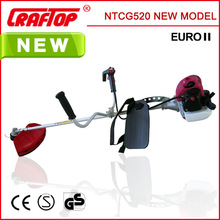 new model 52cc 1.6kw NTD520 petrol grass trimmer