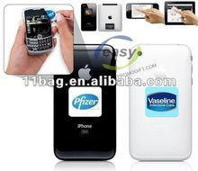 Adhesive Microfiber Screen Cleaner
