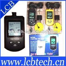 Dot Matric Sonar Sensor Wire portable Fish Finder